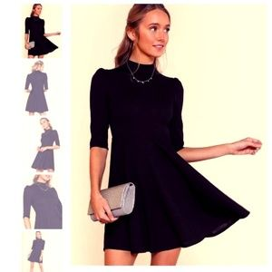 NEW Flare Dress Small